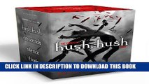 [PDF] The Complete Hush, Hush Saga  Hush, Hush   Crescendo   Silence   Finale Full Collection