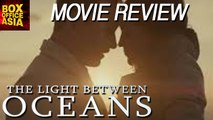 The Light Between Oceans Full Movie REVIEW   Michael Fassbender   Box Office Asia