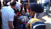 Trafik Kazaları: 1 Ölü, 5 Yaralı