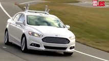 Probamos el coche autónomo de Ford