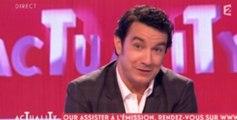 AcTualiTy : Thomas Thouroude tacle Nicolas Sarkozy en pleine émission (vidéo)