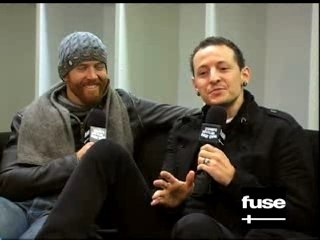Linkin Park on fuse's Steven's Untitled Rock Show