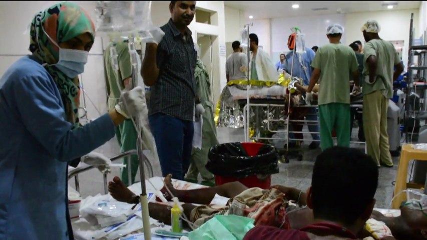 Yémen: un accès aux soins problématique