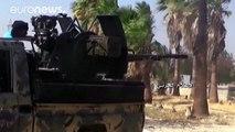 آتش بس شکننده در سوریه، و درگیریهای شدید در شرق دمشق