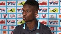 Foot - L1 - OM : Sarr «Moi supporter de Lyon ? C'est du passé»