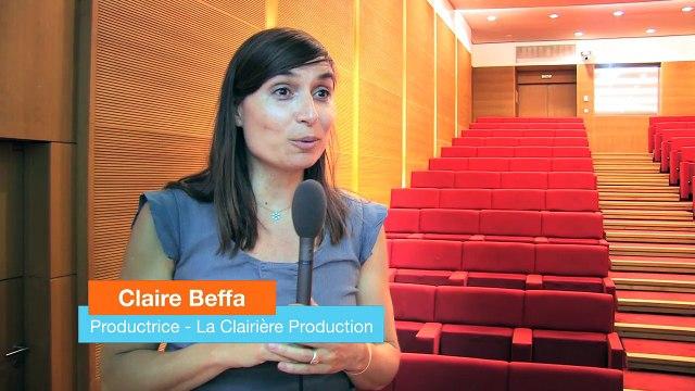 """""""Les salariés d'une entreprise sont des citoyens avant tout"""" - Claire Beffa"""