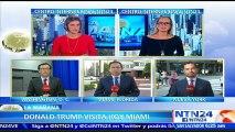 Donald Trump visita este viernes Miami donde sostendrá un encuentro con la comunidad hispana