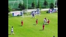 Zap Foot du 16 septembre: Gerrard et Keane face à 30 enfants, un futur prodige, la bonne blague d'un joueur de Rennes etc.