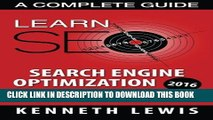 [PDF] SEO 2016: Search Engine Optimization: Learn Search Engine Optimization: A Complete Guide