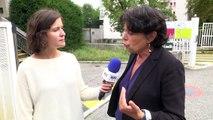 Hautes-Alpes: Michèle Rivasi, députée et candidate à la primaire Europe Ecologie les Verts en visite ce vendredi à Gap !