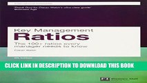 [PDF] Key Management Ratios (4th Edition) (Financial Times Series) Full Online