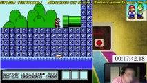 Speed Run Super Mario Bros 3 NES chrono ! (16/09/2016 15:52)