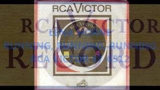 LENA HORNE RUNNING RUNNING RUNNING RCA VICTOR 47 6512