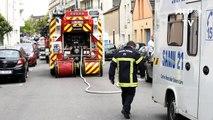 Dijon: une explosion de gaz fait 20 blessés dont 2 graves