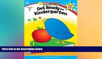 behold  Get Ready for Kindergarten: Gold Star Edition (Home Workbooks)
