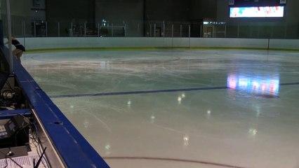 2016 Sask Skate Invitational & Sask Open Singles Competition- Junior Free Program