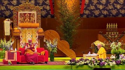 Dalai Lama France 2016 - Français - samedi 17 sept : 8h30