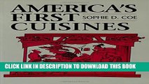[PDF] America s First Cuisines Popular Collection[PDF] America s First Cuisines Full Online[PDF]