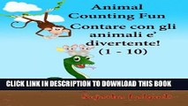 [PDF] Animal counting fun. Contare con gli animali e divertente: Children s Picture Book