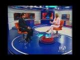 Santiago Guarderas, Defensor de Consejos de Disciplina Militar, habla sobre la demanda contra las Fuerzas Armadas