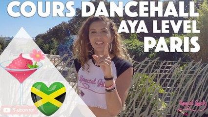 Aya Level Cours De Dancehall -  After Special Gyal Aux Jardins De Nana Paris