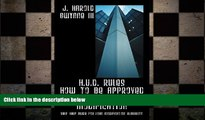 FREE DOWNLOAD  H.U.D. Rules How to Be Approved for a Loan Modification: Self Help Guide for Loan