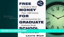 Enjoyed Read Free Money for Graduate School (Free Money for Graduate School (Paperback))