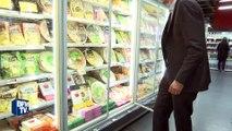 Qualités nutritionnelles: des logos en test dans les supermarchés