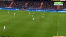 Edinson Cavani Great Goal HD - Caen 0-1 Paris Saint Germain F.C - Ligue 1 - 16/09/2016