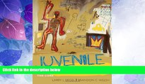 Big Deals  Juvenile Delinquency: The Core  Free Full Read Most Wanted