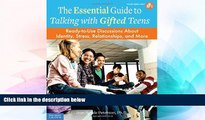 Big Deals  The Essential Guide to Talking with Gifted Teens: Ready-to-Use Discussions About