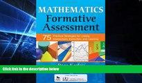 Big Deals  Mathematics Formative Assessment, Volume 1: 75 Practical Strategies for Linking
