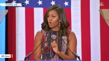 Following Trump's Admission, Michelle Obama Shares Her Thoughts On Birther Issue