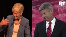 Gary Johnson And Jill Stein Will Not Be At First Debate