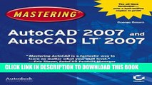 [PDF] Mastering AutoCAD 2007 and AutoCAD LT 2007 Popular Collection