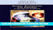 [PDF] Global Accounting and Control: A Managerial Emphasis Popular Collection
