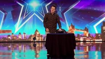 Are you from this planet? | The best audition of Britains got talent ever