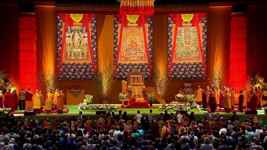 Dalai Lama France 2016  - Français - 17 Sept. : 13h00