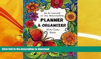 FAVORITE BOOK  180 Day Homeschooling Planner:   Organizer - Do-It-Yourself -  For the Creative