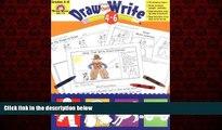 Enjoyed Read Draw...Then Write, Grades 4-6