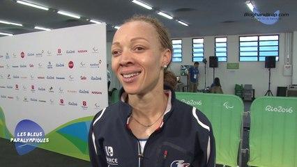 Nantenin Keita - médaille d'or 400m T13 - Jeux paralympiques Rio 2016