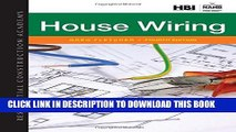 collection book residential construction academy: house wiring