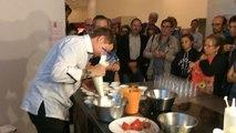 Les chefs cuisiniers investissent le musée des Beaux-Arts de Saint-Lô