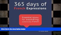 different   365 Days of French Expressions: Learn One New French Expression per Day