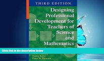 Popular Book Designing Professional Development for Teachers of Science and Mathematics