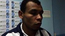 Henrique après ACFC - La Roche/Yon