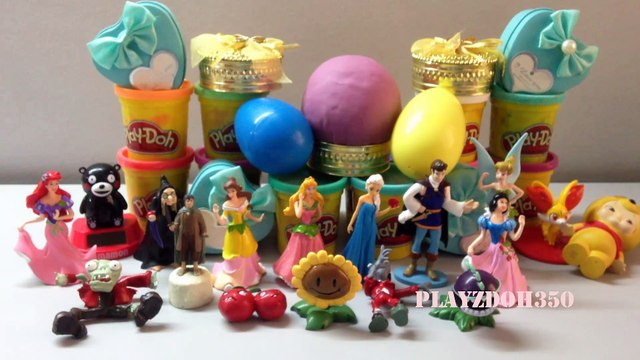 Playdough Videos show, Find all Play-Doh For Kids,Disney Princess Snow White Cinderella,Plants VS Zombies The Lord