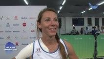 Marie-Amélie Le Fur - finale 100m T44 - 6ème - Jeux Paralympiques Rio 2016