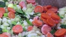 Le jambon est rose et le sel nitrité cancérigène (Cash Investigation)