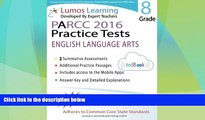 Big Deals  Common Core Assessments and Online Workbooks: Grade 8 Language Arts and Literacy, PARCC
